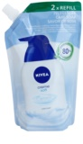 Nivea Creme Soft Liquid Soap Refill