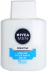 Nivea Men Sensitive bálsamo after shave para pele sensível
