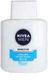 Nivea Men Sensitive bálsamo after shave para pele sensível
