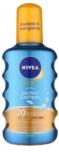 Nivea Sun Protect & Refresh unsichtbares, kühlendes Bräunungsspray SPF 20