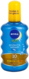 Nivea Sun Protect & Refresh Invisible Sun Spray SPF 10