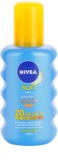Nivea Sun Protect & Bronze spray solar intensivo SPF 20