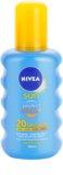 Nivea Sun Protect & Bronze Intensive Sun Spray SPF 20