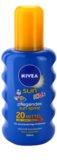 Nivea Sun Kids Kids' Colored Spray For Tanning SPF 20