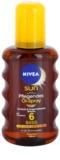 Nivea Sun Öl-Spray für Bräunung SPF 6