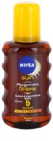 Nivea Sun Sun Oil In Spray SPF 6