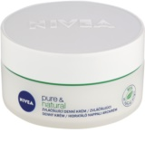 Nivea Visage Pure & Natural Moisturizing Day Cream For Normal To Mixed Skin