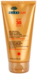 Nuxe Sun молочко для засмаги для шкіри обличчя та тіла SPF 30