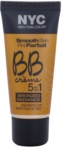 NYC Smooth Skin Bronzed Radiance Bronzing BB Cream