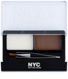 NYC Browser Brush-On set za popolne obrvi