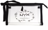 NYX Professional Makeup Clear Bag Kosmetiktäschchen
