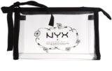 NYX Professional Makeup Clear Bag косметична сумочка