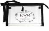 NYX Professional Makeup Clear Bag kozmetikai táska