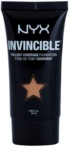 NYX Professional Makeup Invincible Make-Up gegen die Unvollkommenheiten der Haut