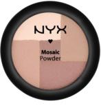NYX Professional Makeup Mosaic Puderrouge