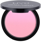 NYX Professional Makeup Ombre Blush Puder-Rouge