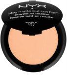NYX Professional Makeup Stay Matte But Not Flat pudra machiaj