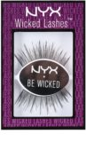 NYX Professional Makeup Wicked Lashes nalepovací řasy
