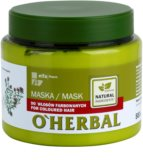 O'Herbal Thymus Vulgaris masca pentru par vopsit