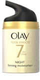 Olay Total Effects Moisturizing Night Cream