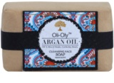 Oli-Oly Argan Oil  Cleansing Face Soap