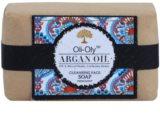 Oli-Oly Argan Oil очищуюче мило для обличчя