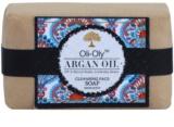 Oli-Oly Argan Oil čistilno milo za obraz