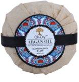 Oli-Oly Argan Oil čisticí mýdlo na tělo