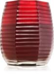 Onno Lotus Flower Red Geurkaars 16 x 20 cm  red