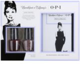 OPI Breakfast at Tiffany´s Love Notes lote cosmético I.