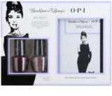 OPI Breakfast at Tiffany´s Love Notes kosmetická sada I.