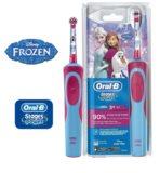 Oral B Stages Power Frozen D12.513K elektrische Zahnbürste für Kinder