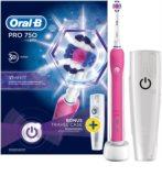 Oral B Pro 750 D16.513.UX 3D White periuta de dinti electrica