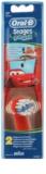 Oral B Stages Power EB10 Cars końcówki wymienne do szczoteczki do zębów extra soft