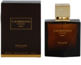 Oriflame Giordani Gold Man eau de toilette para hombre 75 ml