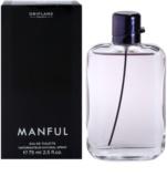 Oriflame Manful Eau de Toilette voor Mannen 75 ml