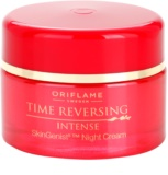 Oriflame Time Reversing Intense glättende Nachtcreme zur Festigung der Haut