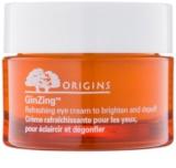 Origins GinZing™ crema refrescante para el contorno de ojos para iluminar la piel