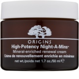 Origins High-Potency Night-A-Mins™ regenerujący krem na noc z minerałami