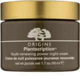 Origins Plantscription™ noční aktivní krém