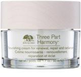 Origins Three Part Harmony™ tápláló krém a bőr tömorségének javítására élénkítő hatással