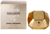 Paco Rabanne Lady Million Eau de Parfum für Damen 50 ml