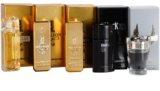 Paco Rabanne Mini Gift Set I. - 1 Million 5 m, 1 Million Intense 5 ml, 1 Million Cologne 7 ml, Invictus 5 ml, Black XS 5 ml