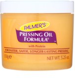 Palmer's Hair Pressing Oil Formula Heat-Protection Treatment for Glossy and Smooth Hair