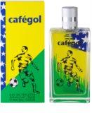 Parfums Café Cafégol Brazil Eau de Toilette pentru barbati 100 ml