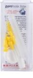 Paro Isola 3Star zapasowe szczoteczki międzyzębowe o trójkątnym włosiu 5 szt. + uchwyt