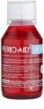 Perio•Aid Intensive Care apa de gura pentru a calma inflamarea gingiilor și a manifestărilor de boală parodontale