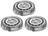 Philips Shaver Series 7000 Gentle Track Precision SH 70/50 Replacement Blades 3 pcs