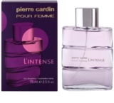 Pierre Cardin l'Intense Eau de Parfum für Damen 75 ml