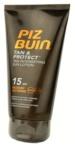Piz Buin Tan & Protect leche protectora bronceado seguro  SPF 15